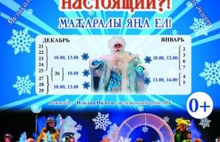 Культурный маршрут в новогодние каникулы для уфимцев и гостей столицы