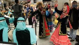 Башкирский курай завершил гастроли по городам России