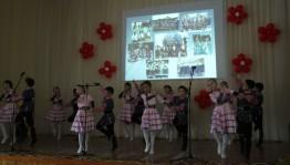 «Дарман» халыҡ бейеүҙәре ансамбленең отчет  концерты үтте