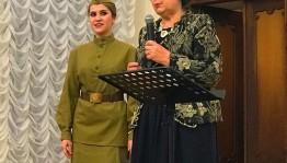 В зале им. Ф. Шаляпина состоялся концерт к 95-летию со Дня рождения Михаила Фоменкова