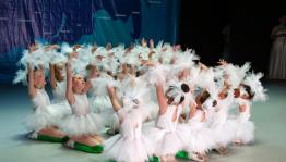 VII Всероссийский фестиваль-конкурс детского и юношеского творчества «Золотой сапсан» подвёл итоги