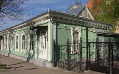 Национальный литературный музей Республики Башкортостан