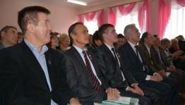 В Белорецком районе проходит литературно-музыкальная встреча с известными писателями и поэтами республики