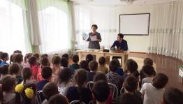 Национальный литературный музей РБ продолжает мероприятия в рамках проекта «Вековые параллели»