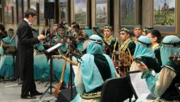 Башкирские музыканты выступили с проектом «Праздник курая. Музыка, рождённая ветром» в Москве