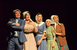 """The premiere of the play """"Gushtirk"""" took place in the Bashkir Drama Theater"""