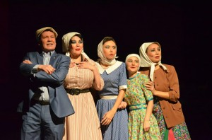 "The premiere of the play ""Gushtirk"" took place in the Bashkir Drama Theater"