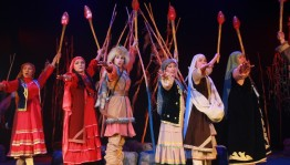 "Sibay hosted the premiere of the play ""The Path of Canaf"" of the Children's Theater ""Sulpan"""