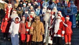 В Зилаирском районе Башкортостана прошёл фестиваль новогодних традиций