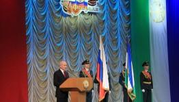 Рустэм Хамитов: «День защитника Отечества – праздник мужественных и сильных людей»