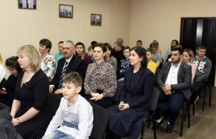 The Minister of Culture of the Republic took part in the project of the V. Spivakov Charitable Foundation in the Republic