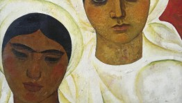 В Уфе экспонируется выставка заслуженного художника РБ, члена союза художников СССР Алексея Кузнецова
