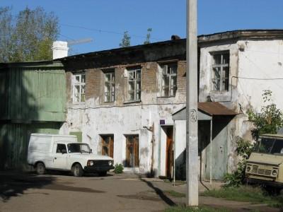 Дом Пискунова В.В. (Герасимовой)