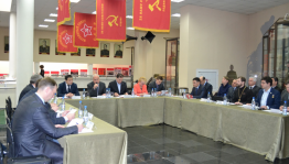 In Ufa held a meeting of the regional branch of the Russian military-historical society