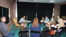 Детская студия «Арлекин» при Салаватском башдрамтеатре готовит спектакль по повести М. Карима «Таганок»