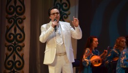 В Стерлитамаке состоялся юбилейный вечер народного артиста РБ Альберта Шагиева