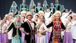 Ансамбль «Мирас» приглашает на открытие нового концертного сезона