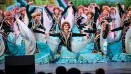 Гастроли ансамбля песни и танца «Мирас» в марте