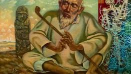 К 80-летию со дня рождения видного живописца Абрека Абзгильдина