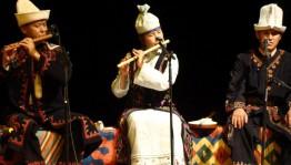 Международный фестиваль этнических духовых инструментов «Музыка, рождённая ветром» посетят музыканты из Киргизии