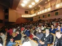 Пресс-тур театральной ночи