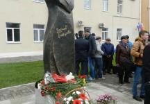 Открытие памятника Зайнаб Биишевой