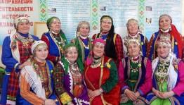 В Татышлинском районе состоялось заседание клуба удмуртских женщин «Венок дружбы»