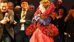 The idol of several generations Gulli Mubaryakova celebrated her anniversary