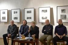 Международная конкурсная выставка Триеннале печатной графики «Ural Print Triennial 2016». Открытие.