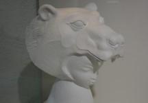 Выставка пермского скульптора Альфиза Сабирова в БГХМ им.М.В.Нестерова