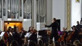 В Башкирской филармонии им.Х.Ахметова прошли «Крещенские морозы»