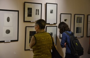 В Уфе открылась выставка печатной графики  «URAL PRINT TRIENNIAL 2019»