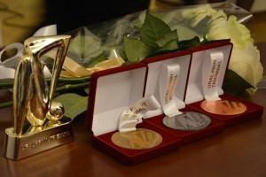 Заветная статуэтка IX Международной конкурсной выставки «URAL PRINT TRIENNIAL 2019» осталась в России