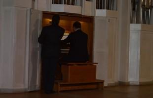 «Бах и Маршан. История несостоявшейся дуэли»: в Уфе состоялось открытие XI Международного органного фестиваля