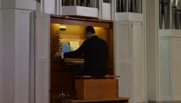 """""""Bach and Marchand. The history of the failed duel """": the opening of the XI International Organ Festival held in Ufa"""