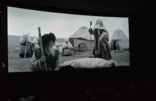 В рамках внеконкурсной программы «Серебряного Акбузата» состоялся спецпоказ художественного фильма «Казахское царство. Золотой трон»