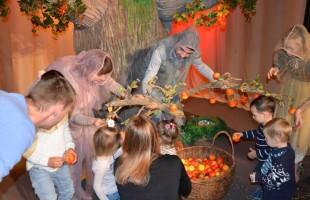 Башкирский государственный театр кукол представил премьеру для самых маленьких зрителей «О чём поёт осень?».