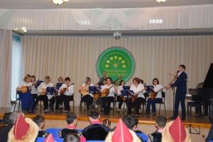 В Туймазах стартовал открытый районный конкурс кураистов «Волшебные звуки курая»