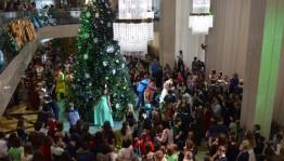На Ёлке Главы Республики Башкортостан представили «Новогоднюю сказку»