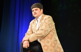 Народный артист Башкортостана Азамат Гафаров отметил свой 45-летний юбилей