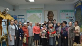 Делегация ветеранов Бардымского района Пермского края посетила Башкортостан