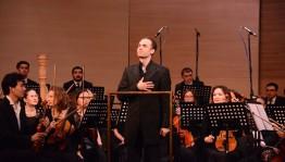 Өфөлә Республика милли симфоник оркестрының Ҡышҡы фестивале башланды