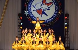 В республике стартовал Фестиваль детских ансамблей бального и эстрадного танца