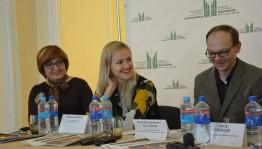 В Башгосфилармонии состоялась пресс-конференция с Олегом Касимовым и солистами Big-band BGF