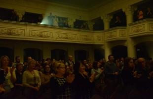 В Башкирской филармонии им.Х.Ахметова прочитали Страшную сказку