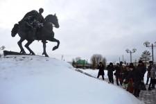 Республиканский фестиваль «России славные сыны», посвященный 75-летию образования 112-й Башкирской кавалерийской дивизии имени Минигали Шаймуратова