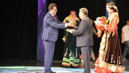 """In Ufa became known the winners of the Sixth International Festival of Turkic-Language Theaters """"Tuganlyk"""""""