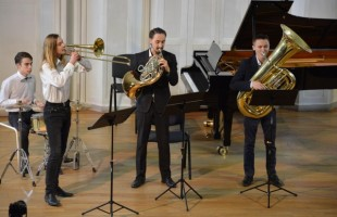 """In the Bashkir State Philharmonic Society held a concert """"All genres to visit us!"""""""