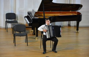 "In the Bashkir State Philharmonic Society held a concert ""All genres to visit us!"""