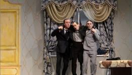 В Салаватском башкирском театре состоялась премьера спектакля «№13»